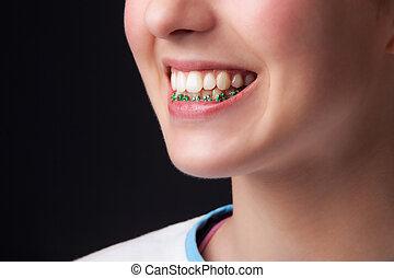 teen denture