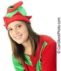 Teen Elf Portrait