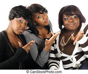 Teen Girl-Buddies