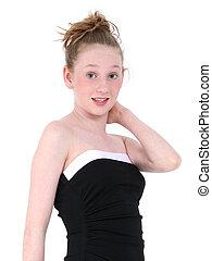 Teen Girl Formal