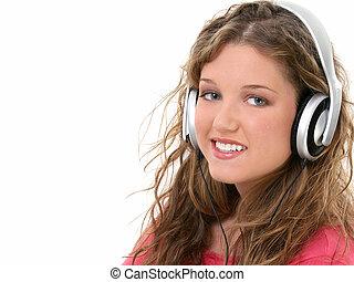 Teen Girl Headphones