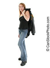 Teen Girl Jacket