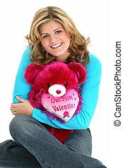 Teen Girl Valentine