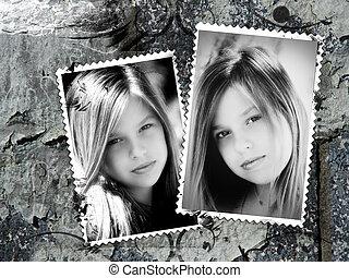 teen poster girl