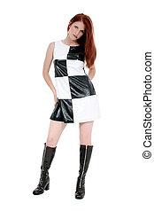 Teen Woman Dress