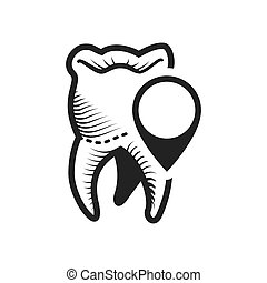 teeth dental care design
