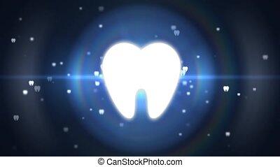 Teeth. Healthy teeth. Dentistry Treat teeth without pain. - ...