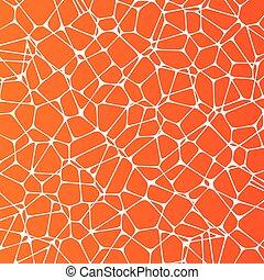 tegels, glas, abstract, bevlekte, achtergrond., mozaïek