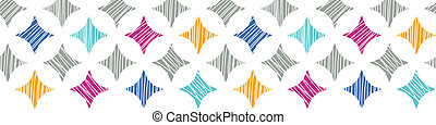 tegels, kleurrijke, model, seamless, achtergrond, textured,...