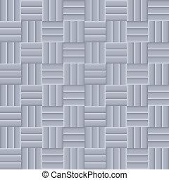 tegole, 2, grigio, mosaico