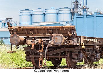 tehervagon, sín rakomány