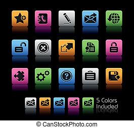 teia, 2.0, /, colorbox