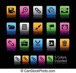 teia, interface, /, colorbox