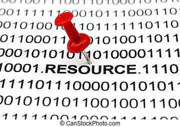 teia, recursos
