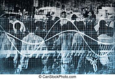 teia, tráfego, dados, análise