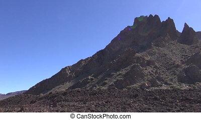 Teide National Park in Tenerife