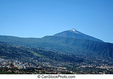 Teide volcano in Tenerife, Canary Islands.