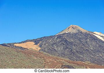 Teide Volcano on Tenerife