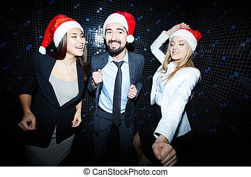 teilhaber, clubbing