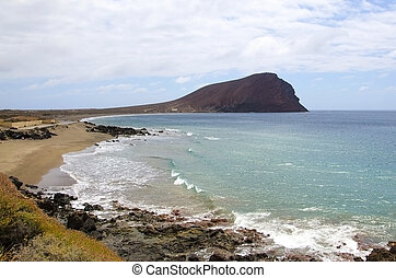 tejita, 海滩, tenerife