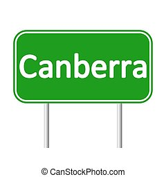 teken., canberra, straat