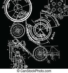 teknisk teckning