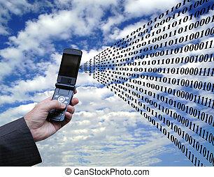 teknologi, affär