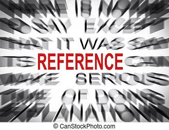 tekst, blured, brandpunt, referentie