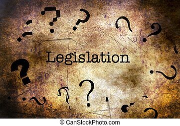 tekst, grunge, tło, ustawodawstwo