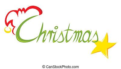 tekst, kerstmis