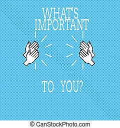 tekst, oklaski, znak, analiza, twój, co, na, cele, seamless, malutki, circles., fotografia, konceptualny, powiedzieć, pokaz, hu, ważny, cele, siła robocza, ikona, odgłos, priorities, rysunek, s, youquestion.
