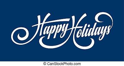 tekst, vrolijke , feestdagen