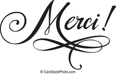 tekst, zwyczaj, merci, kaligrafia, -