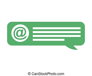 tekstballonetje, sociaal, media