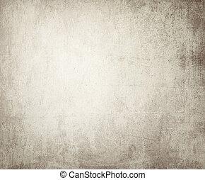 teksturer, perfekt, grunge, arealet, -, image, baggrunde,...