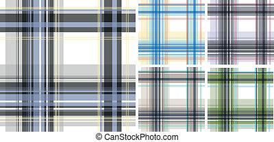 tekstylny, pled, fason, czek, budowla