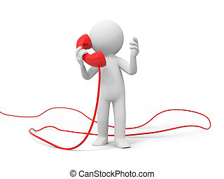 teléfono, contacto
