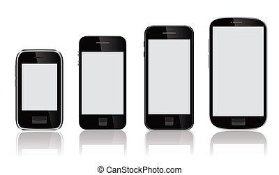 teléfono móvil, dispositivos