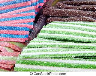 Tel Aviv candy stripes 2011