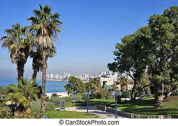 Tel Aviv city from Israel