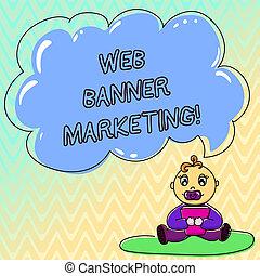 tela, concepto, marketing., bubble., color, texto, sentado, alfombra, página, blanco, significado, libro, discurso, embed, anuncio, chupete, bebé, escritura, bandera, entails, nube