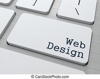 tela, design., empresa / negocio, concept.