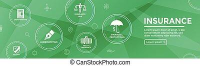 tela, médico, propietarios, -, cubiertas, encabezamiento,...