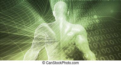 tela, tecnología