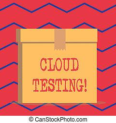 tela, testing., texto, actuación, señal, aplicación, s, foto, conceptual, perforanalysisce., tasación, nube