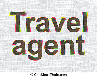 tela, viaje, textura, agente, plano de fondo, turismo, ...