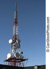 telecom emelkedik