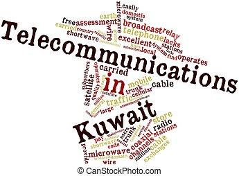 Telecommunications in Kuwait
