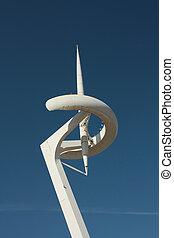 Telecommunications Montjuic Tower