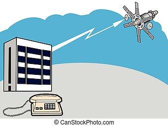 telecommunications, rendszer